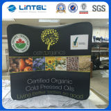Booth Wall Banner and Backdrop Tension Fabric Display