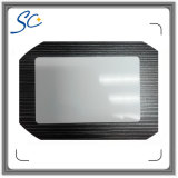Карточка PVC термально переноса размера кредитной карточки Printable пустая