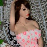 Кукла секса влюбленности касания кожи Reeal груди Japenese 165cm большая