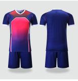 La meilleure qualité de sublimation personnalisé faible MOQ Quick Dry Soccer Jersey/tee-shirts de football