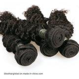 Onda profunda do Weave brasileiro por atacado do cabelo humano do Virgin dos produtos