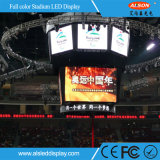 P7.62競技場のためのフルカラーの屋内立方体のLED表示