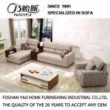 Sofà del tessuto di disegno moderno della mobilia del salone (FB1112)