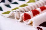 Franela impresa del poliester/tela coralina del paño grueso y suave - 16050-4 1#