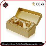 Бумажная коробка подарка упаковки с рециркулированным материалом
