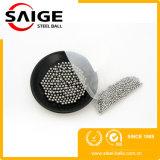 Esfera de aço inoxidável de venda de fabricante SUS316 3mm para o polonês de prego