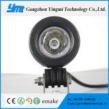 Luz do trabalho do diodo emissor de luz do CREE do tipo 10W de Ymt para o uso da fábrica