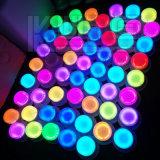 LED RGB Light Base avec batterie rechargeable et télécommande