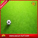 Hierba artificial impermeable para el campo de fútbol