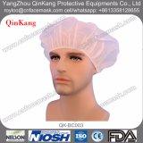 Rete Bouffant chirurgica non tessuta a gettare della protezione dei pp/protezione della clip/capelli del tessuto