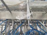 Máquina de rellenar modificada para requisitos particulares de la miel automática con servicio de ultramar