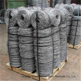 Púas de alambre de malla Cerca Tipo Lema del alambre de púas