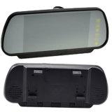 Système de surveillance de miroir inversé pour véhicules lourds