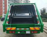 4X2 горячие тележка отброса Compactor метров сбывания 15 кубическая тележка перехода отхода 15 t