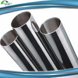 304, 316 tubos de acero inoxidables al aire libre/tubo para los pasamanos