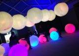 Aerostato gonfiabile chiaro della folla del partito del PVC LED