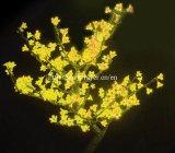 Фестиваль Блоссом стиле 3D-светодиодные индикаторы дерево цветов для дома украшения