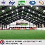 Sinoacmeは鉄骨構造のフットボール裁判所を組立て式に作った