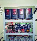 одиночная фаза 0.2kw Input 3 регулятор скорости мотора AC 220V выхода участка