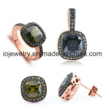 Reeks de van uitstekende kwaliteit van de Juwelen van het Kristal van de Manier
