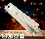 Lámpara al aire libre LED de la calle solar del fabricante con la cámara del CCTV