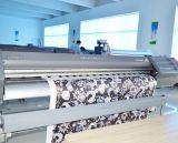 Tipo económico papel No-Encrespado de secado rápido de la sublimación del rodillo de Fw90GSM el 1.118m para la tela del poliester