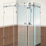 Популярная 304/316 дверей Frameless стеклянных сползая оборудование