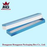 Le cadre de Box&Gift de bijou de papier bleu