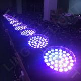 36X10W des Summen-LED bewegliche Haupthelle Disco wäsche DJ-LED