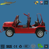 Chariot de golf guidé électrique de véhicule de roue des portées SUV 4 de la jeep 4WD de vente en gros d'usine de la Chine 4