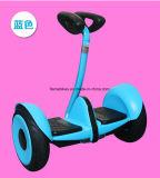 Hoverboard Self-Balancing controlada pelas pernas