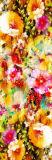 Шарф картины цветка OEM Silk для повелительницы