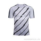 Costume seu futebol novo Jersey da camisa do treinamento do futebol do projeto