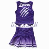 Таможня ягнится формы Cheerleading Spandex высокого качества безрукавный (CL010)