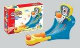 Giocattoli da tavolino di plastica dei giochi da tavolo di pallacanestro dei capretti mini