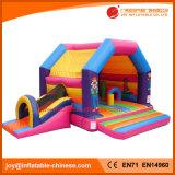 2018 Volar saltando castillo inflable para niños de las Partes (T3-019)