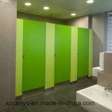 Parede de divisória de alumínio móvel do toalete
