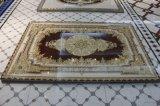 Плитки пола ковра мусульманского типа гостиницы и трактира золотистые