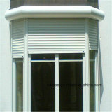 Rollen-Blendenverschluß erstellt Rollen-Blendenverschluss-Aluminiumfenster ein Profil