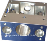 CNC van de Precisie van China CNC van de Machine de Delen van de Draaibank