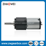 Welle der gute Qualitäts6volt 6mm lärmarmer Gleichstrom-Getriebe-Motor