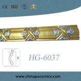 インテリア・デザインのために形成する高品質PUの壁の装飾