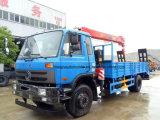 Dongfeng 4X2 5 van XCMG Ton van de Kraan van de Kraanbalk Opgezet op 10 Ton die Vrachtwagen laden