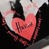 يشكّل قلب حمراء سوداء مسيكة [بفك] [توت بغ] ([ه013-2])