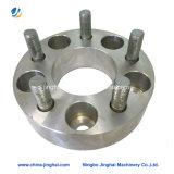 Peças de usinagem CNC de liga de alumínio OEM de alta precisão para carro / motocicleta