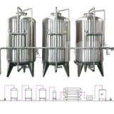 Оборудование промышленной чисто воды разливая по бутылкам для сбывания