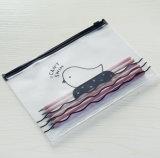 Make Lovely Cmyk 4c Print Sac en plastique pour papeterie en papier