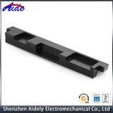 Recicl as peças de maquinaria de alumínio do CNC da elevada precisão para a automatização