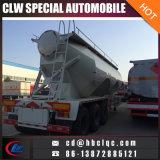 petroleiro de Semitariler da farinha do reboque do tanque do transporte da farinha de 35m3 40m3