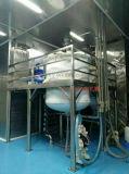 Бак изготовления PP/PVC Китая для уборщика шара туалета